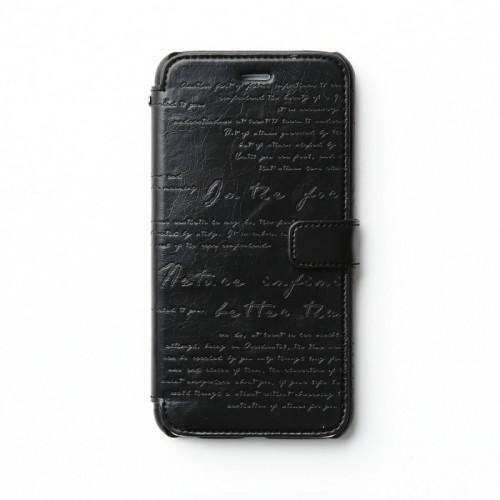 iPhone6Plus_LetteringDiary_Black_01