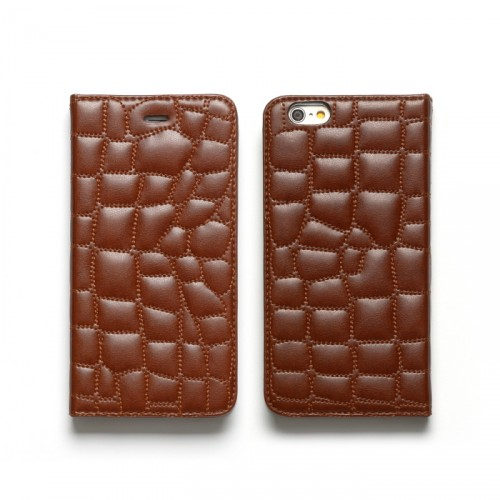 700_iPhone6_CrocoQuiltingDiary_Brown