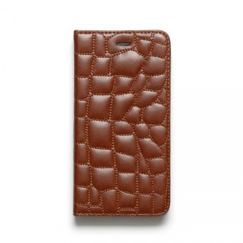 iPhone6_CrocoQuiltingDiary_Brown_01